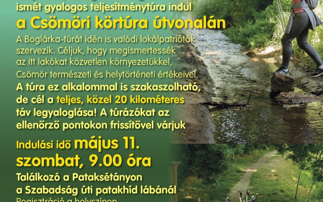 Boglárka-túra