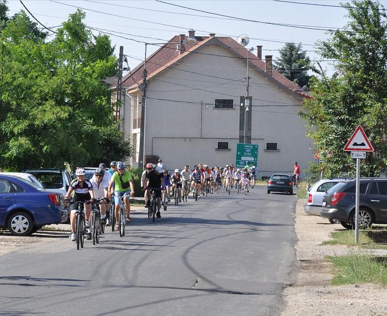 Kistérségi kerékpáros körtúra és evangélikus bringás istentisztelet a IX. Csömöri Bringafesztiválon!